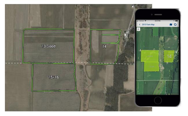 Farmer Starter Farm Mapping
